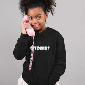 Got Deer? Novelty Youth Hoodies (No-Zip/Pullover)