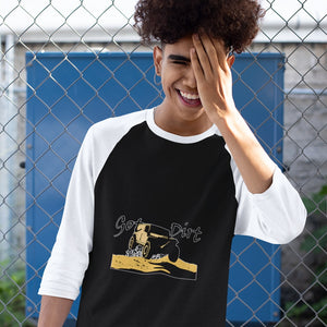 Got Dirt? Fun with your 4WD! Novelty Baseball Tee (3/4 sleeves) - CampWildRide.com