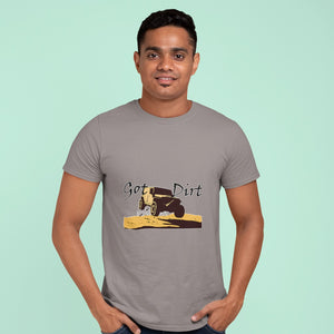 Got Dirt? Fun with your 4WD! Novelty Short Sleeve T-Shirt