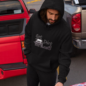 Got Dirt? Fun with your 4x4! Novelty Hoodies (No-Zip/Pullover) - CampWildRide.com