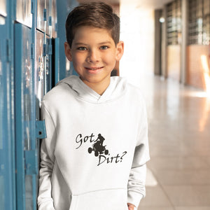 Got Dirt? Fun on an ATV! Novelty Youth Hoodies (No-Zip/Pullover)
