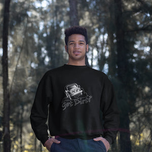 Got Dirt? Fun with your Off Road Vehicle! Novelty Sweatshirts Crewneck Pullover - CampWildRide.com