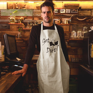 Got Dirt? Fun on a Side-by-Side! Novelty Funny Apron - CampWildRide.com