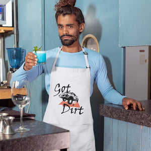 Got Dirt? Fun with your Truck! Novelty Funny Apron - CampWildRide.com