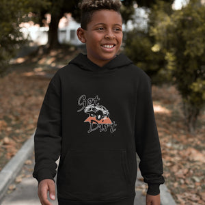 Got Dirt? Fun with your Truck! Novelty Youth Hoodies (No-Zip/Pullover) - CampWildRide.com