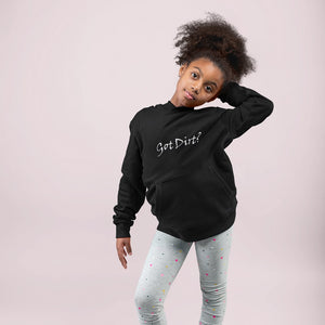 Got Dirt? Novelty Youth Hoodies (No-Zip/Pullover)