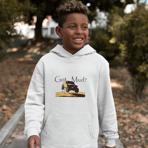 Got Mud? Fun with your 4WD! Novelty Youth Hoodies (No-Zip/Pullover) - CampWildRide.com