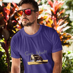 Got Mud? Fun with your 4WD! Novelty Short Sleeve T-Shirt - CampWildRide.com