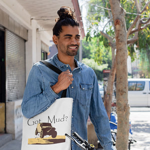 Got Mud? Fun with your 4WD! Novelty Funny Tote Bag Reusable - CampWildRide.com