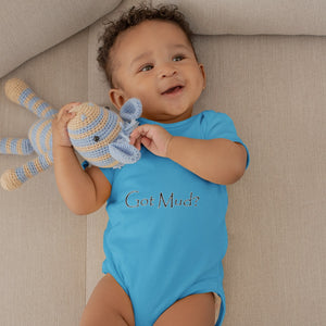 Got Mud? Novelty Infant One-Piece Baby Bodysuit - CampWildRide.com