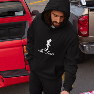 Got Snow? Having Fun on the Slopes! Novelty Hoodies (No-Zip/Pullover) - CampWildRide.com