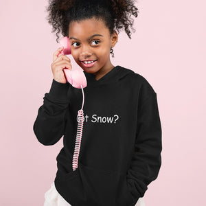 Got Snow? Novelty Youth Hoodies (No-Zip/Pullover)