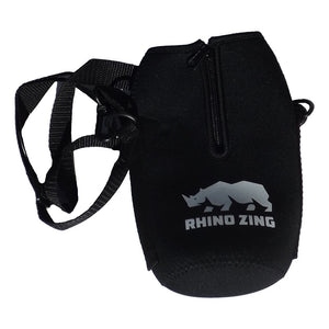 32 Oz Neoprene Water Bottle Sleeve/Pouch with Adjustable Shoulder Strap - CampWildRide.com