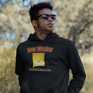 New Mexico Gets Its S'more On! Novelty Hoodies (No-Zip/Pullover)