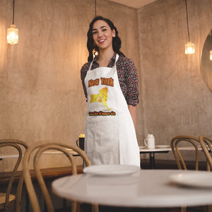 New York Gets Its S'more On! Novelty Funny Apron