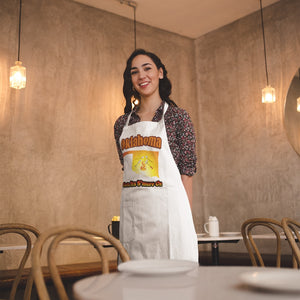 Oklahoma Gets Its S'more On! Novelty Funny Apron