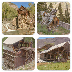 Old Colorado Mines Coasters