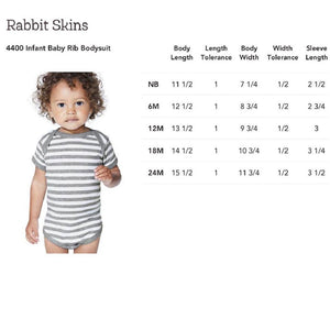I'd Rather Be Skiing! Novelty Infant One-Piece Baby Bodysuit - CampWildRide.com