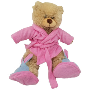 "Stuffed Animals Plush Toy - ""Furry"" the Brown Bear 16"" - CampWildRide.com"