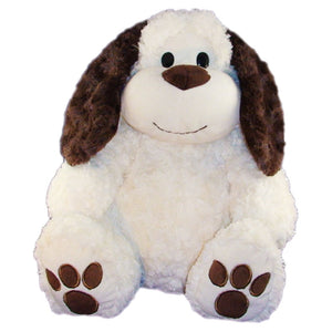 "Stuffed Animals Plush Toy - ""Buttons"" The Dog 16"""