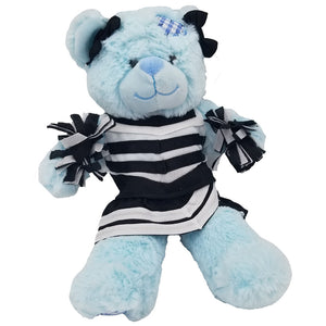 "Stuffed Animals Plush Toy - ""Baby Blue Patch"" the Bear 8"" - CampWildRide.com"