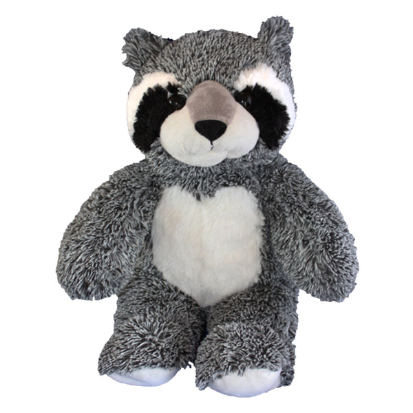 "Stuffed Animals Plush Toy - ""Bandit"" the Raccoon 16"""