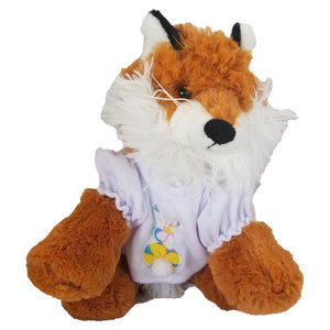 "Stuffed Animals Plush Toy - ""Roxy"" the Fox 8"" - CampWildRide.com"