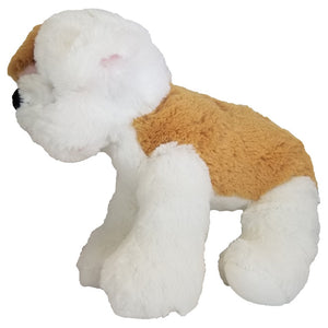 "Stuffed Animals Plush Toy - ""Tank"" the Bulldog 8"" - CampWildRide.com"