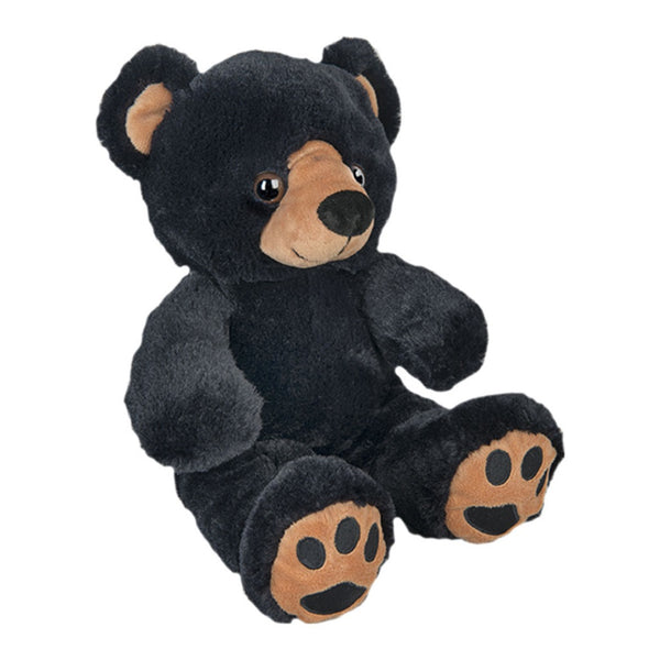 "Stuffed Animals Plush Toy - ""Benjamin"" the Black Bear 8"""