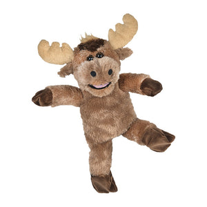 "Stuffed Animals Plush Toy - ""Melvin"" the Moose 8"" - CampWildRide.com"