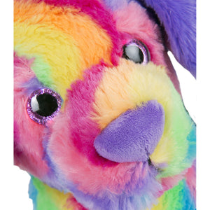 "Stuffed Animals Plush Toy - ""Candy"" the Dog 8"" - CampWildRide.com"