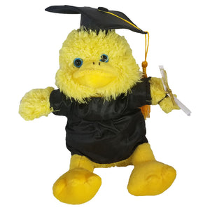 "Stuffed Animals Plush Toy - ""Puddles"" the Duck 8"" - CampWildRide.com"