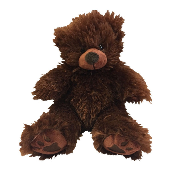 "Stuffed Animals Plush Toy - ""Fuzzy"" The Bear 8"""
