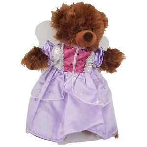 "Stuffed Animals Plush Toy - ""Fuzzy"" the Bear 8"" - CampWildRide.com"