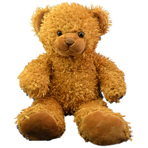 "Stuffed Animals Plush Toy - ""Caramel"" the Bear 16"" - CampWildRide.com"