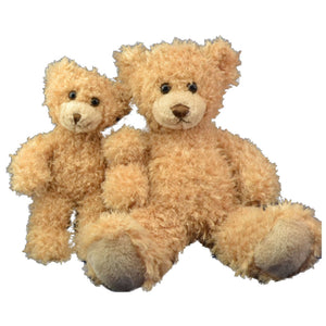"Stuffed Animals Plush Toy - ""Butterscotch"" the Bear 8"" - CampWildRide.com"