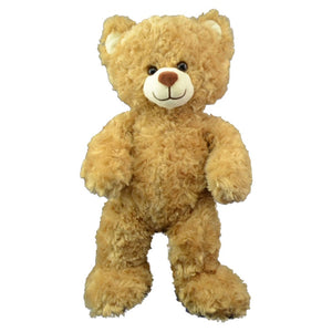 "Stuffed Animals Plush Toy - ""Taffy"" The Bear 16"""