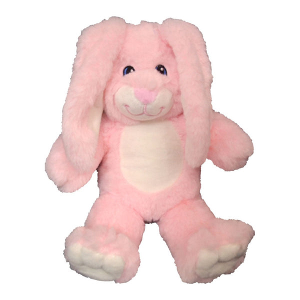 "Stuffed Animals Plush Toy - ""Hippity"" the Pink Bunny 8"""