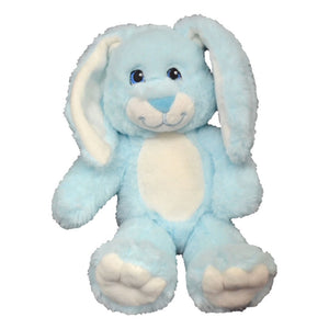 "Stuffed Animals Plush Toy - ""Hoppity"" the Blue Bunny 8"""