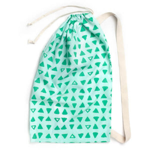 This IS My Camping Laundry Bag! Novelty Funny Laundry Bag