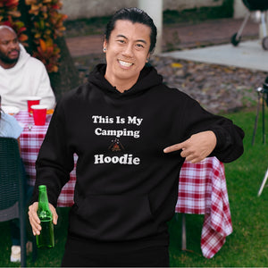 This IS My Camping Hoodie! Novelty Hoodies (No-Zip/Pullover) - CampWildRide.com