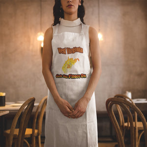 West Virginia Gets Its S'more On! Novelty Funny Apron