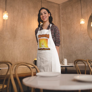 Wyoming Gets Its S'more On! Novelty Funny Apron