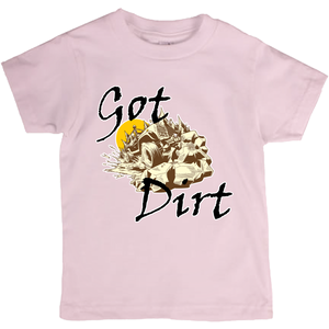 Got Dirt? Fun with your Back Road Vehicle! Novelty Short Sleeve Youth T-Shirt - CampWildRide.com