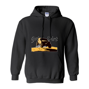 Got Dirt? Fun with your 4WD! Novelty Hoodies (No-Zip/Pullover)