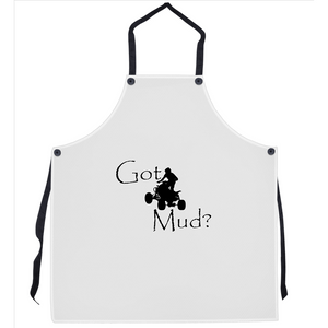 Got Mud? Fun on an ATV! Novelty Funny Apron