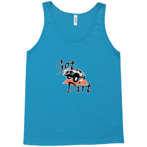 Got Dirt? Fun with your Truck! Novelty Tank Top T-Shirt - CampWildRide.com