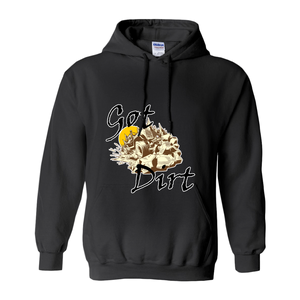 Got Dirt? Fun with your Back Road Vehicle! Novelty Hoodies (No-Zip/Pullover) - CampWildRide.com