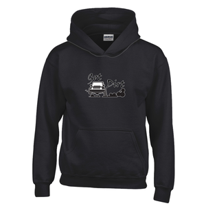 Got Dirt? Fun with your 4x4! Novelty Youth Hoodies (No-Zip/Pullover) - CampWildRide.com