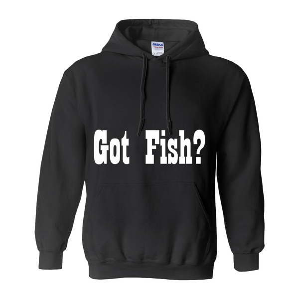 Got Fish Hoodies Adult